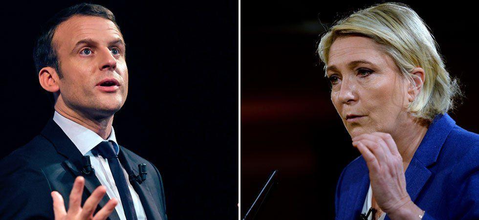 Macon banquier, Le Pen favorable aux étrangers en situation irrégulière