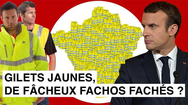 Gilets Jaunes : le gouvernement jubile !