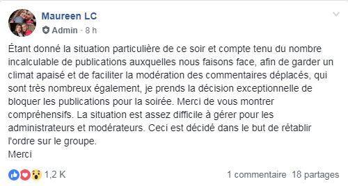 """Attentat à Strasbourg : les théories du complot se multiplient sur des groupes Facebook de """"gilets jaunes"""""""