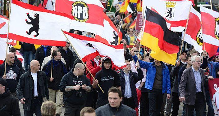 Ils se proclament «citoyens du Reich»