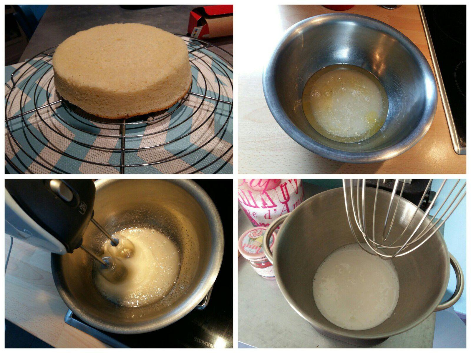 Layer Cake speculoos et chocolat
