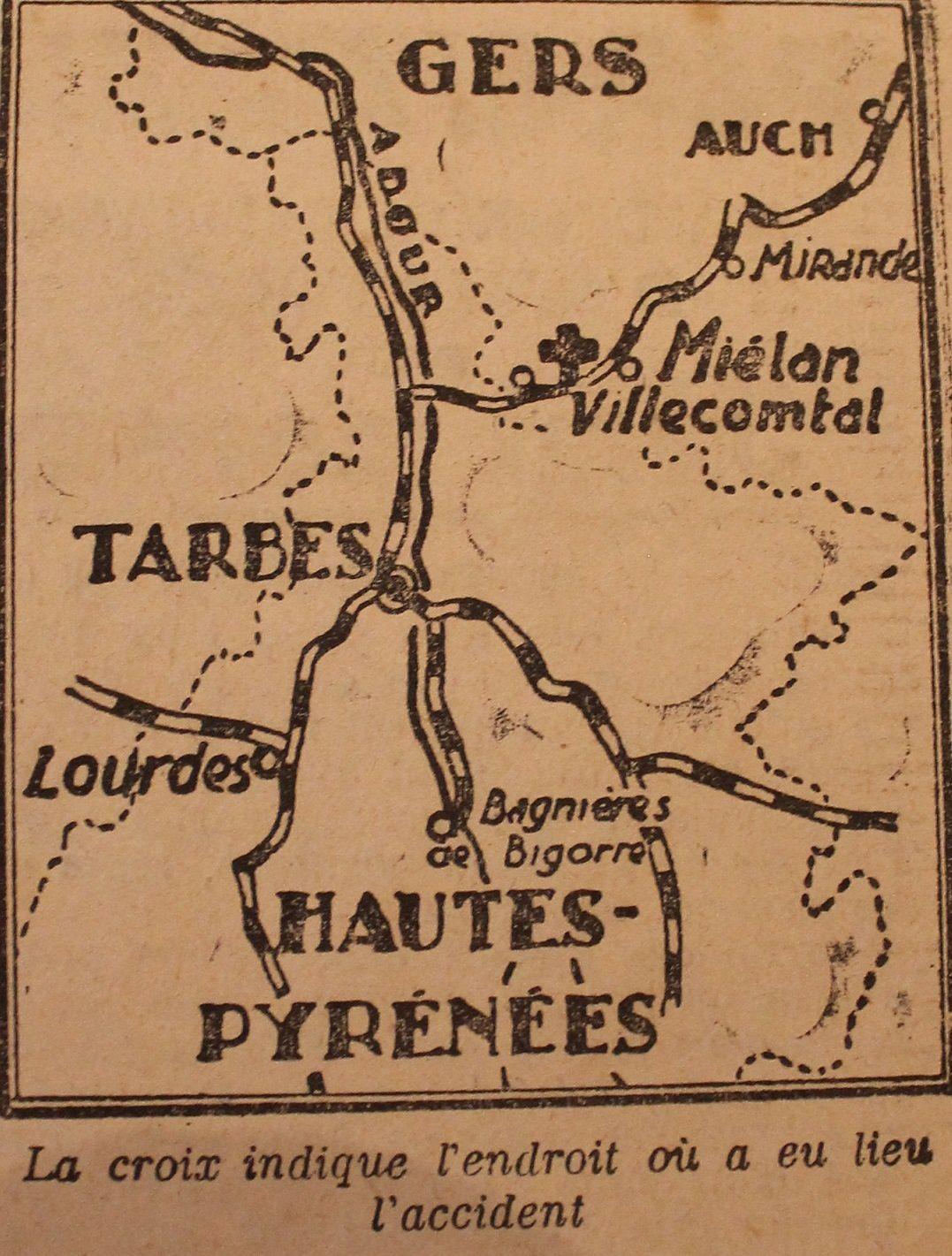 Le Matin - 2 août 1922