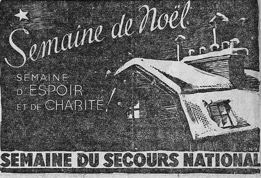 Le Progrès de l'Allier - décembre 1942