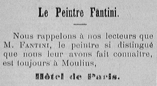 Courrier de l'Allier du 30 octobre 1886