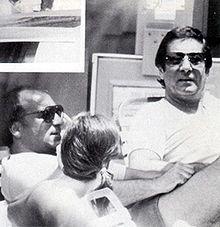 Joseph Pistone (à gauche) et Dominick Napolitano (à droite)