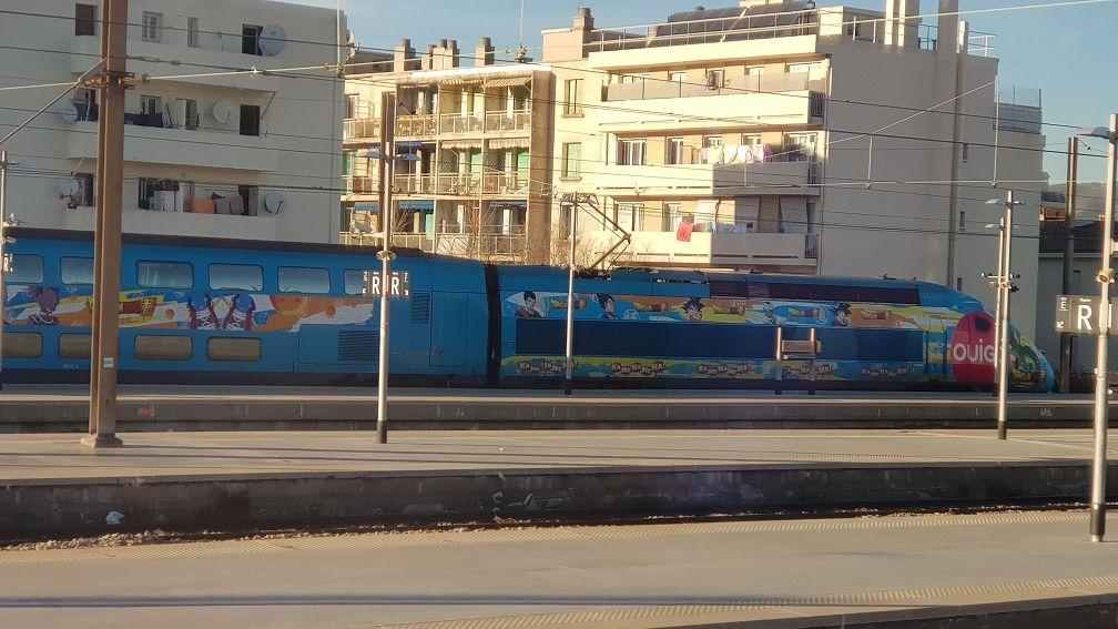 Travail - Marseille Nice sous le soleil