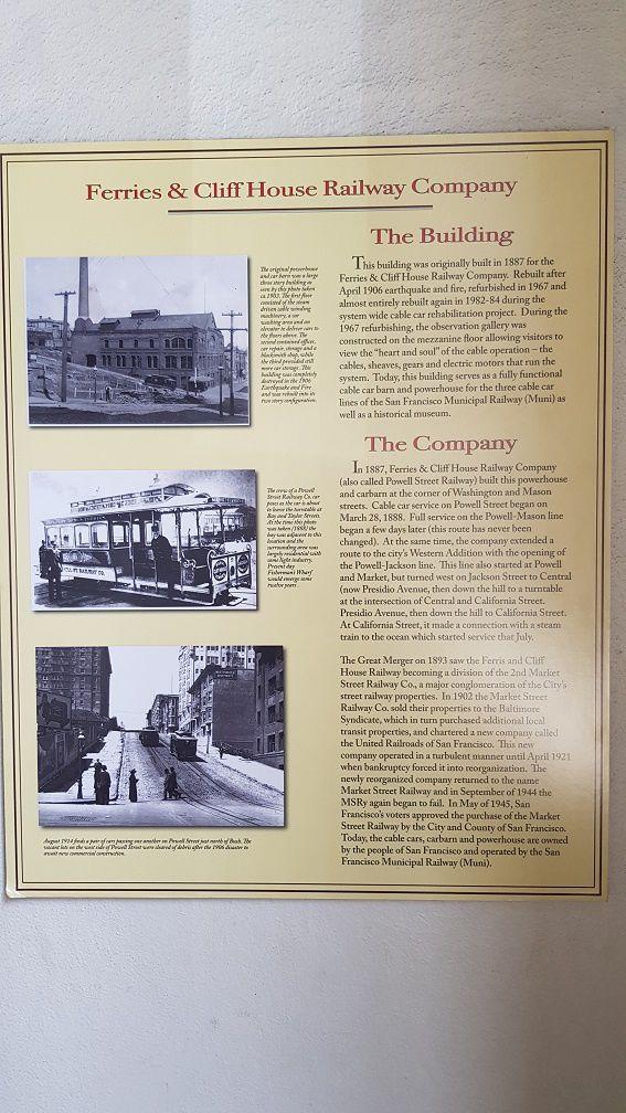 Les Cable-Car et leur musée