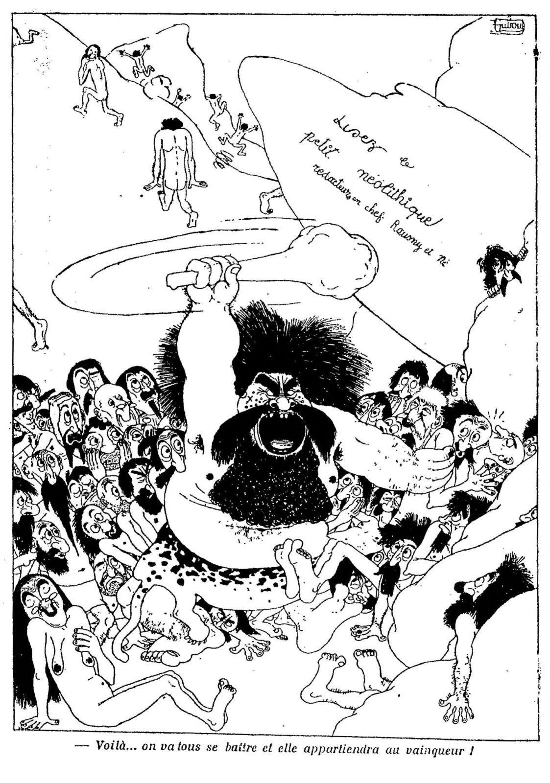 Allusions : Rausny et Né (1930)