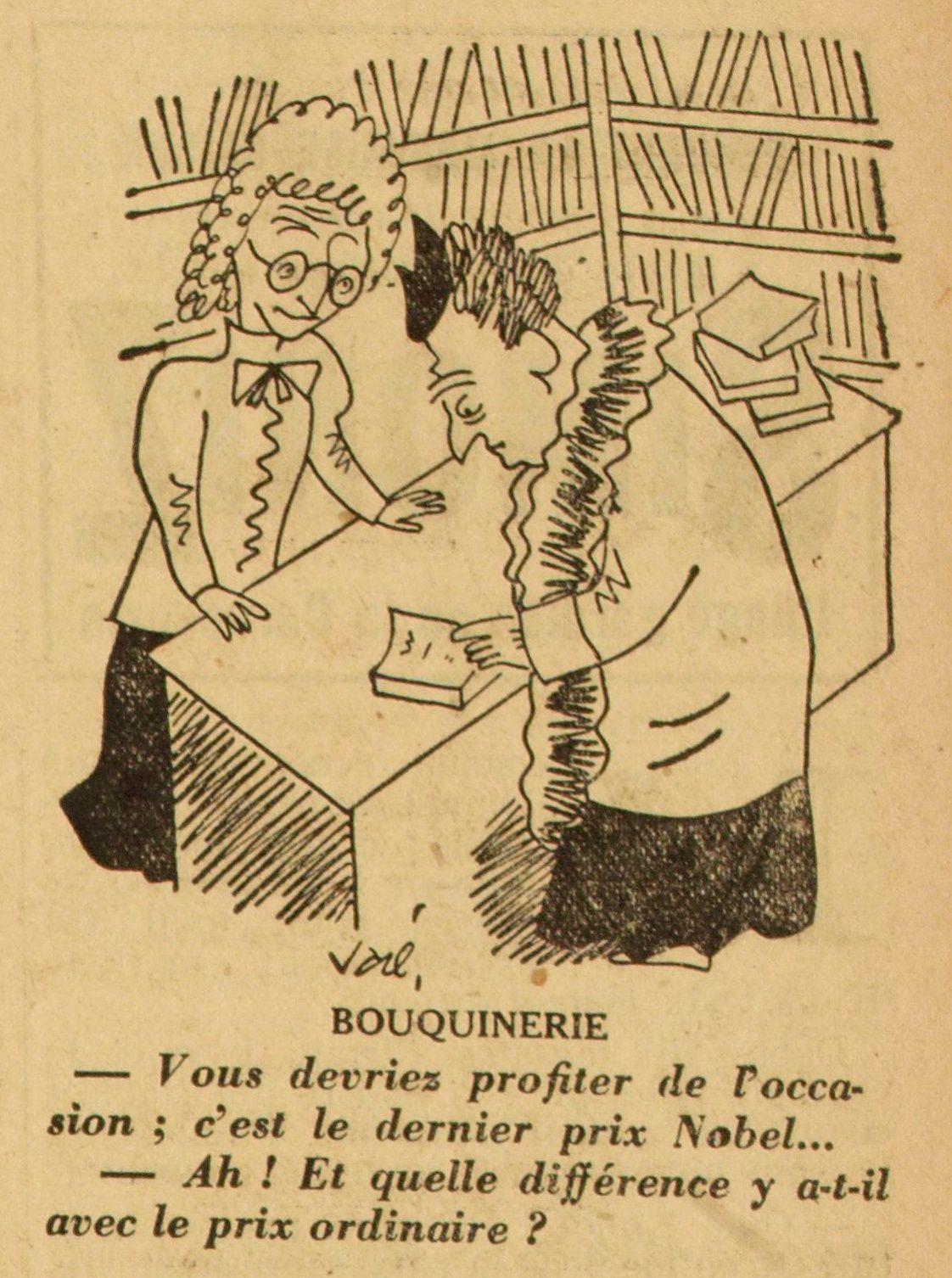 F. Jean-Desthieux - Publicité littéraire (1923)