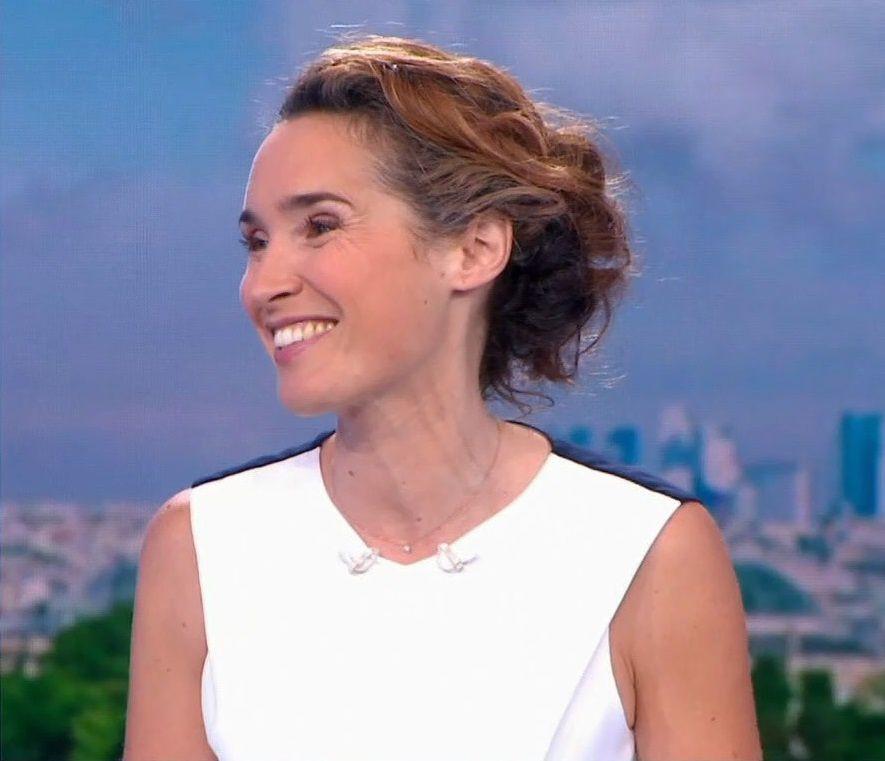 Marie-Sophie Lacarrau - 06 Juillet 2018