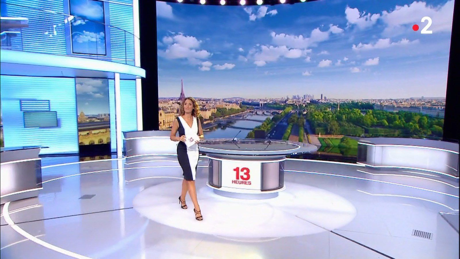 Marie-Sophie Lacarrau - 28 Août 2018