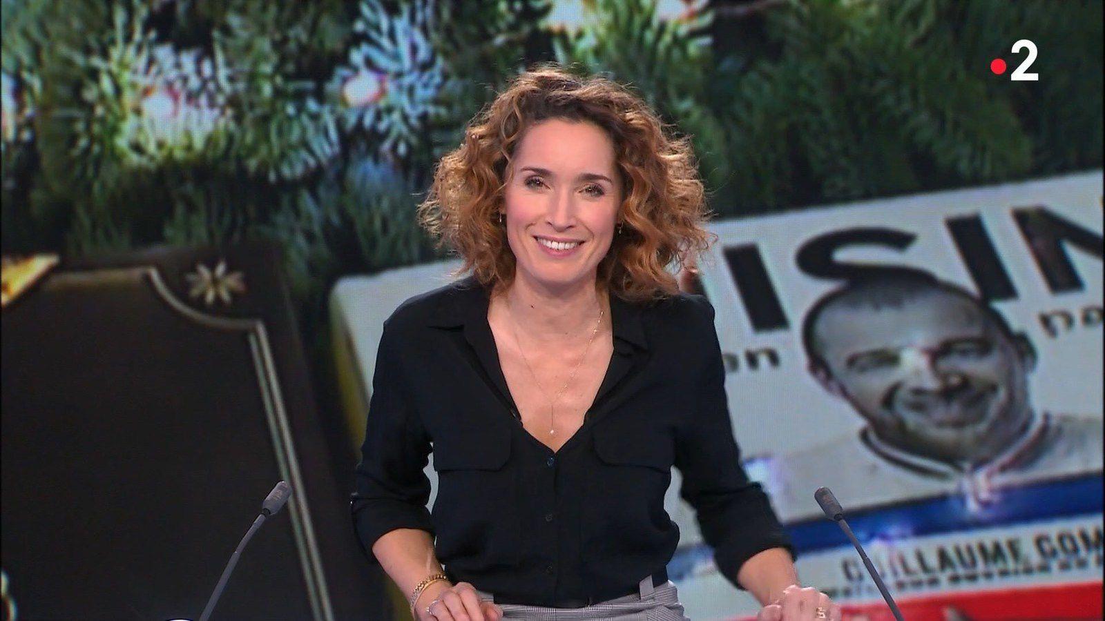 Marie-Sophie Lacarrau - 20 Décembre 2018