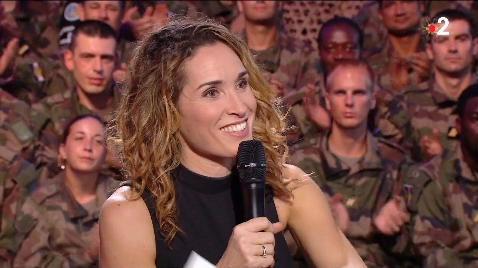 Marie-Sophie Lacarrau - 25 Décembre 2018