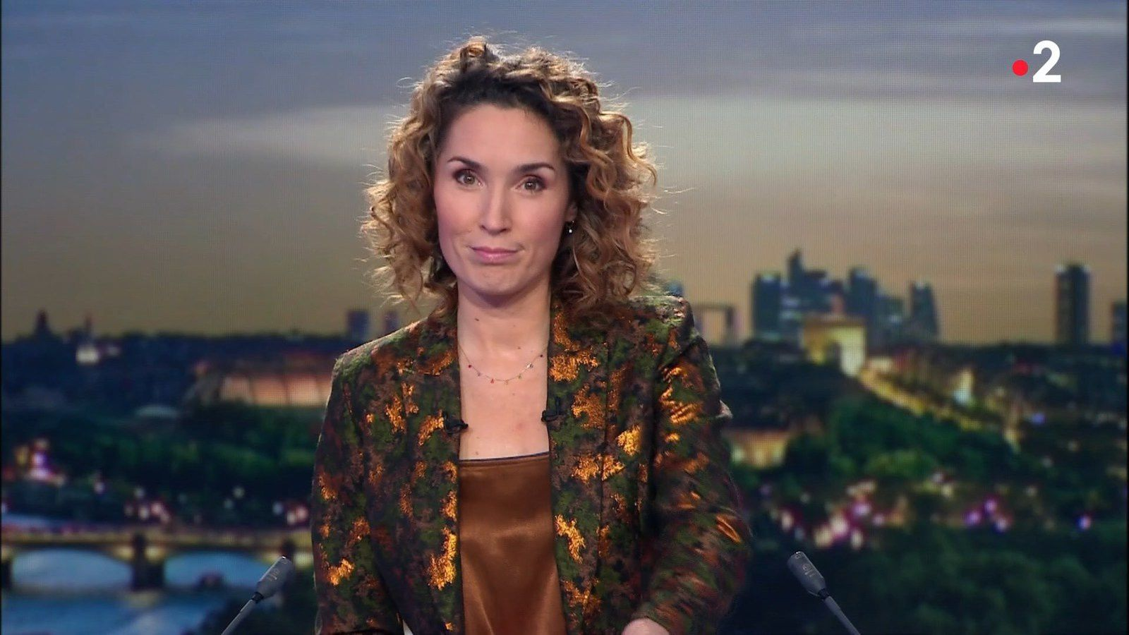 Marie-Sophie Lacarrau - 31 Décembre 2018