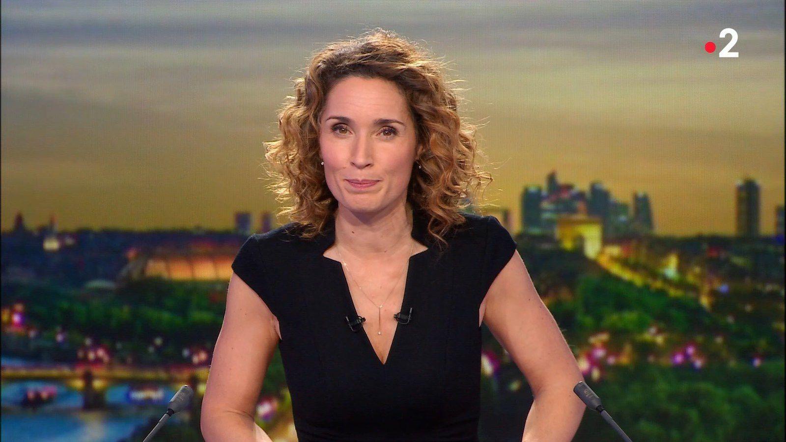 Marie-Sophie Lacarrau - 1er Janvier 2019