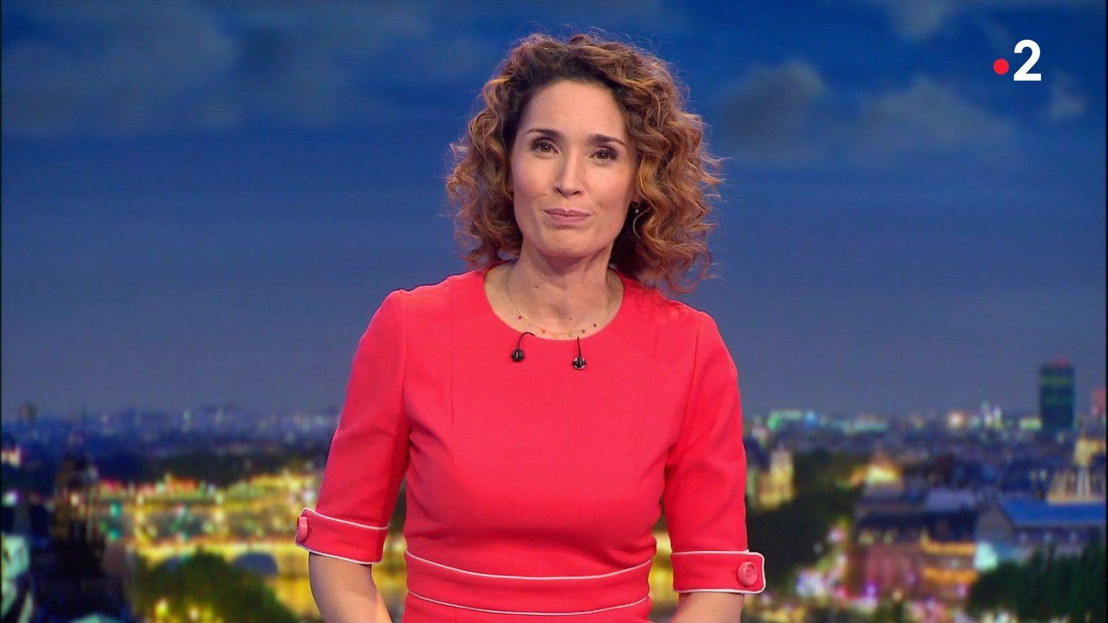 Marie-Sophie Lacarrau - 02 Janvier 2019
