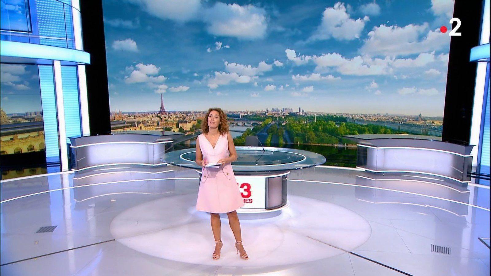 Marie-Sophie Lacarrau - 25 Juin 2019