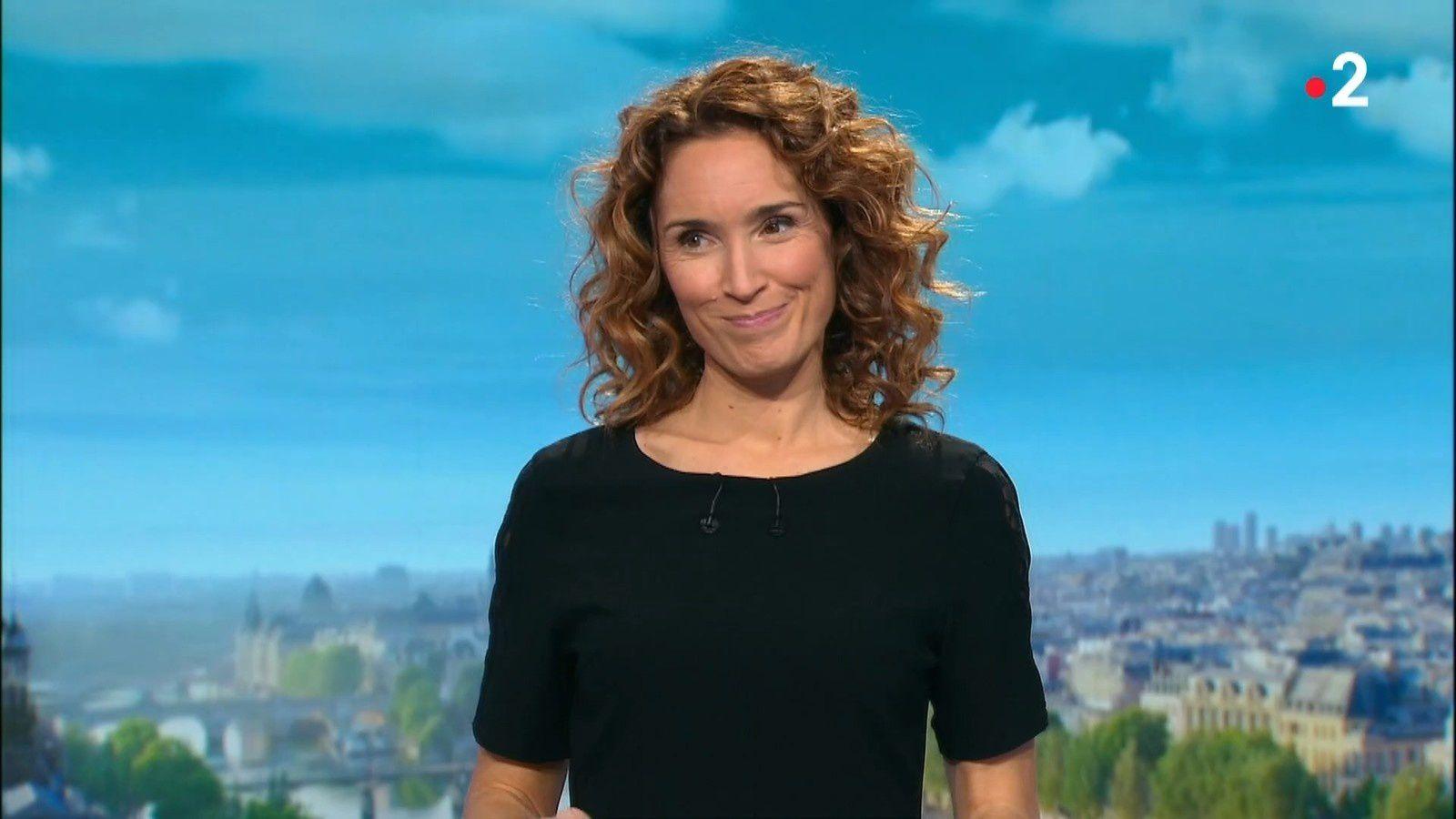 Marie-Sophie Lacarrau - 02 Décembre 2019