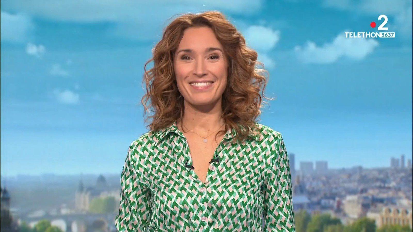 Marie-Sophie Lacarrau - 06 Décembre 2019