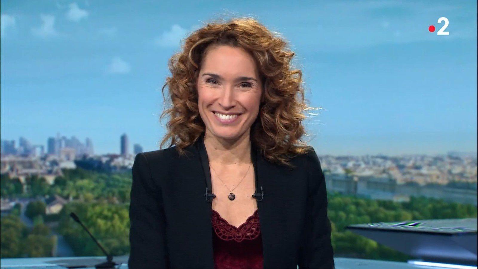 Marie-Sophie Lacarrau - 16 Décembre 2019
