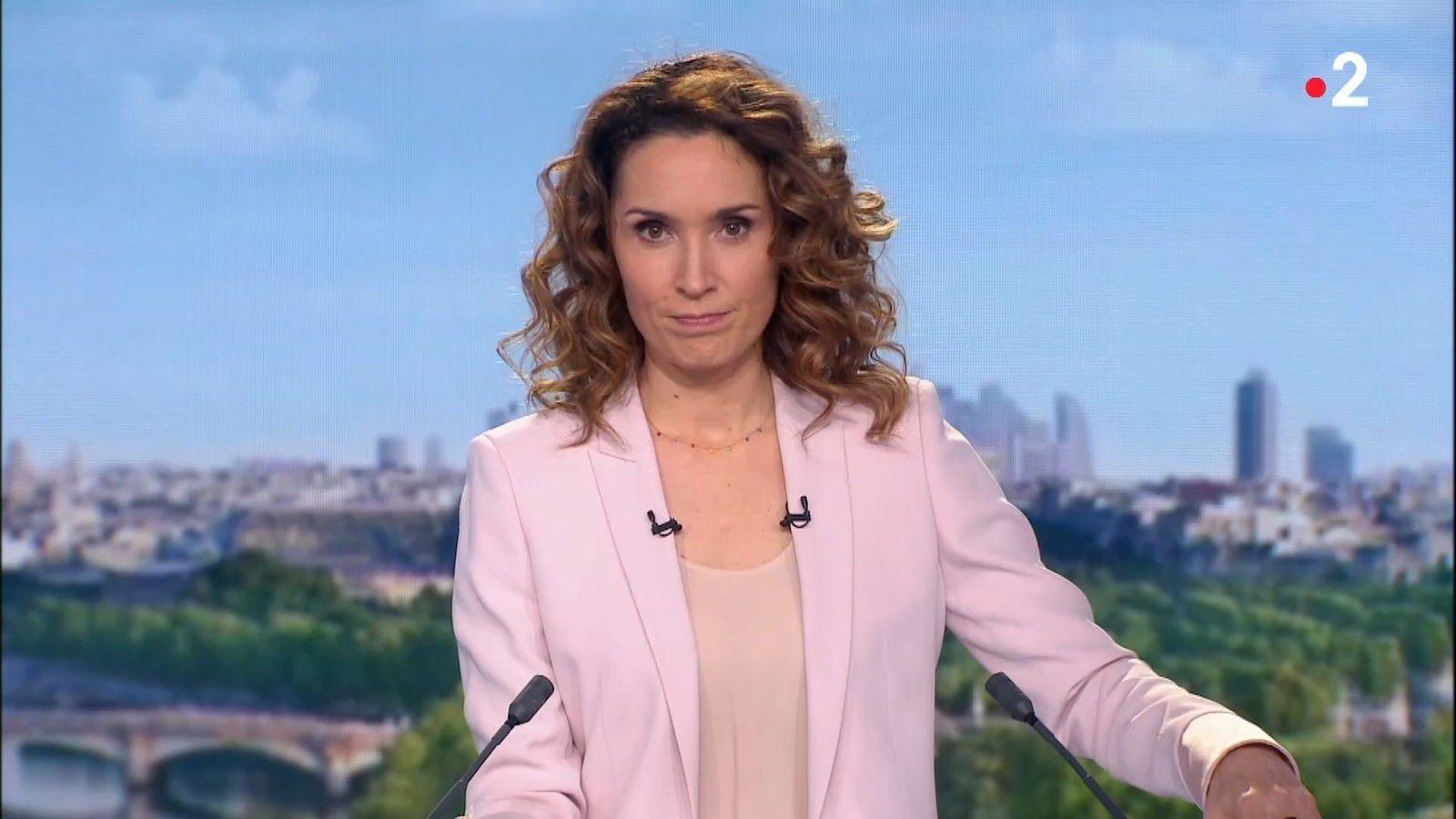 Marie-Sophie Lacarrau - 04 Mars 2020