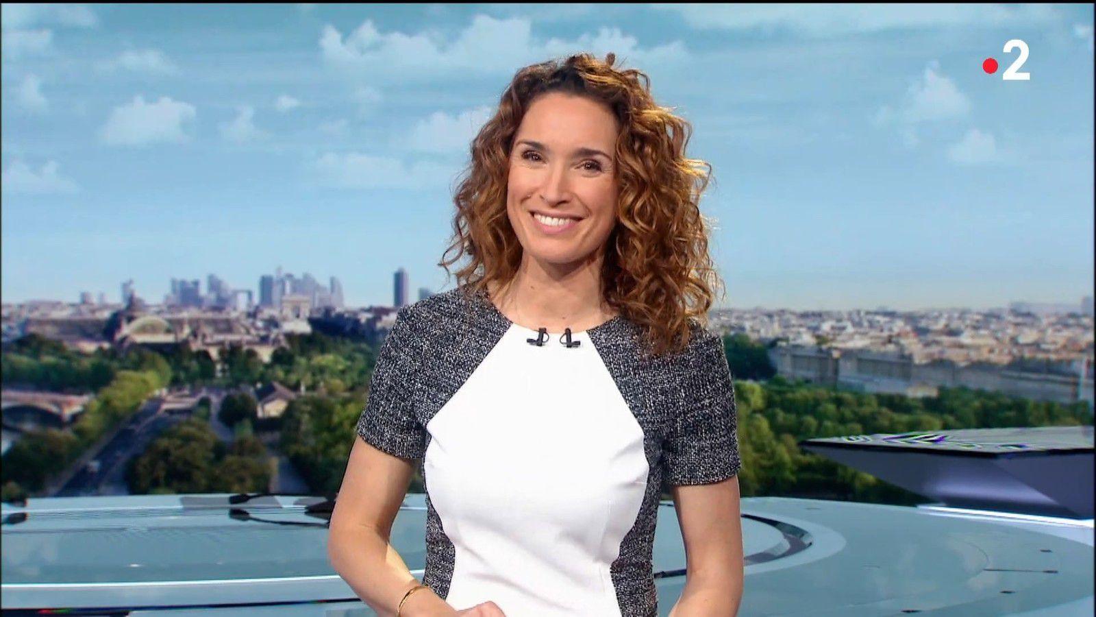 Marie-Sophie Lacarrau - 09 Mars 2020