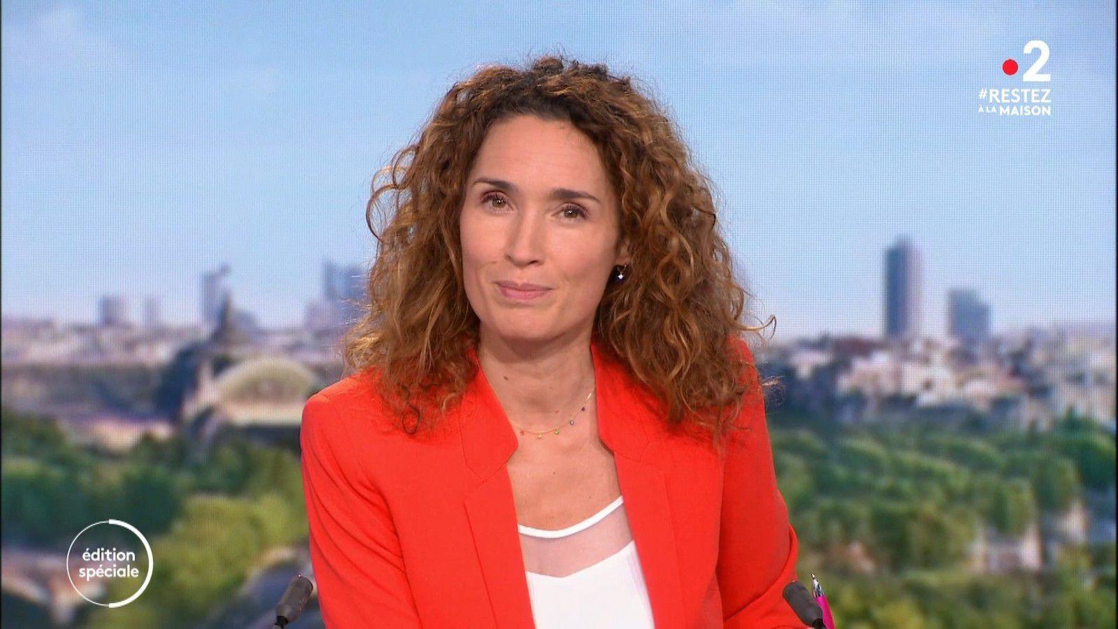 Marie-Sophie Lacarrau - 31 Mars 2020