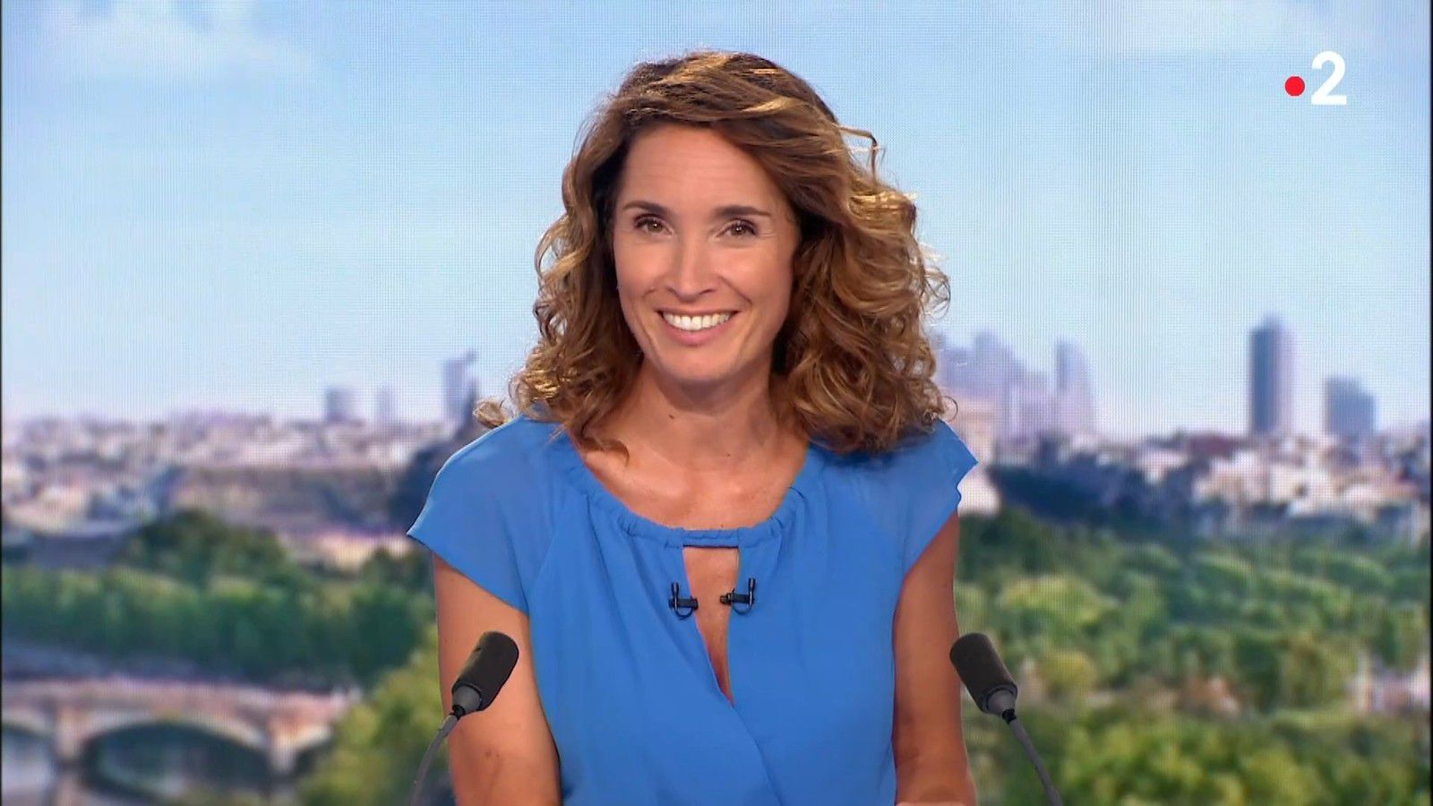 Marie-Sophie Lacarrau - 31 Août 2020