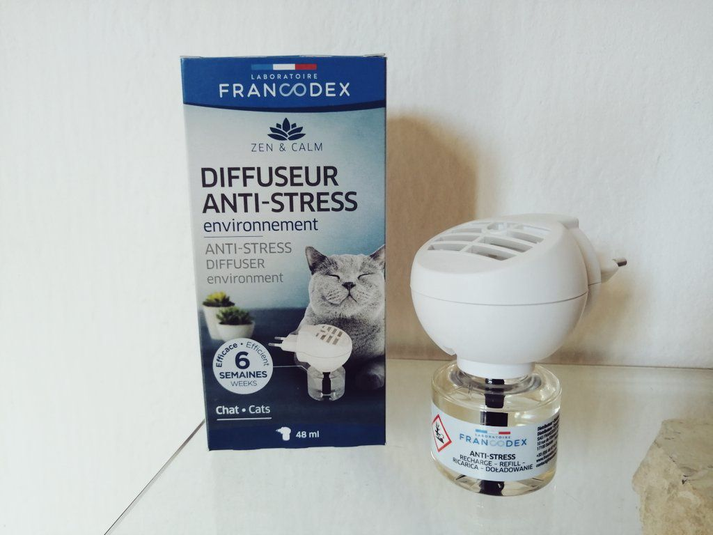 Diffuseur anti-stress Francodex
