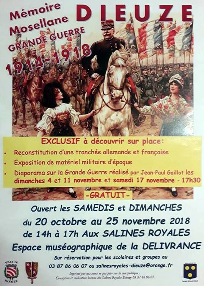 EXPO 14/18 a DIEUZE