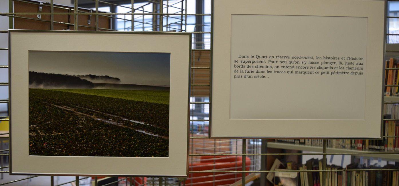 Expo  photos du Bois Le Pretre - Auteur Marc Ulbrich alias Ret Markus -