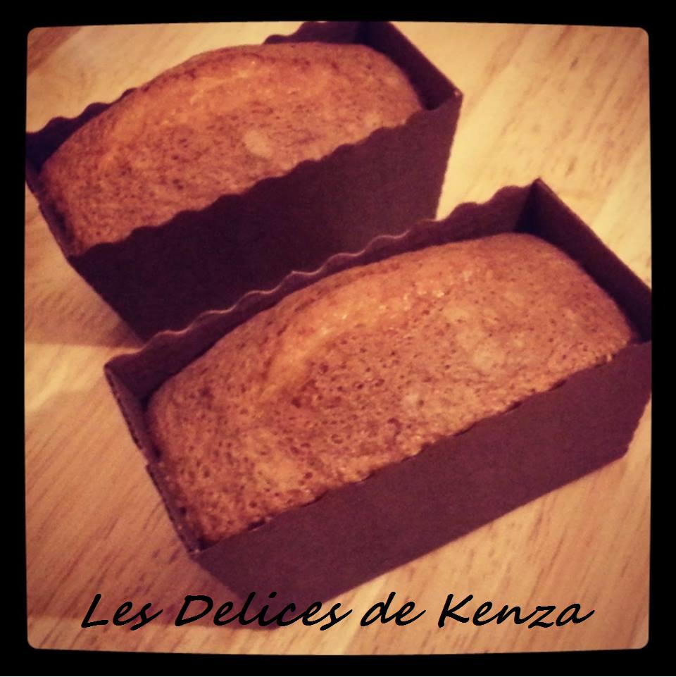 Mini Cake Poire et Copeaux de Chocolat