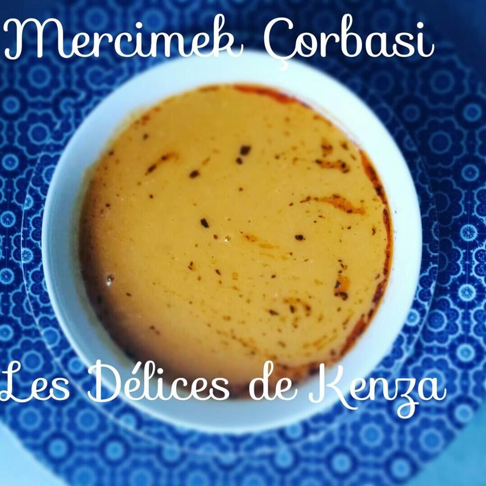 Mercimek Corbasi ou Soupe de Lentilles Turc
