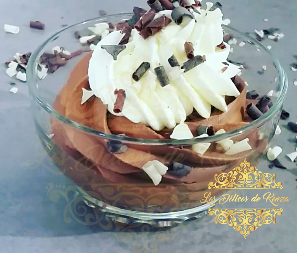 Mousse Liegeoise Chocolat Menthe  ( VIDEO )