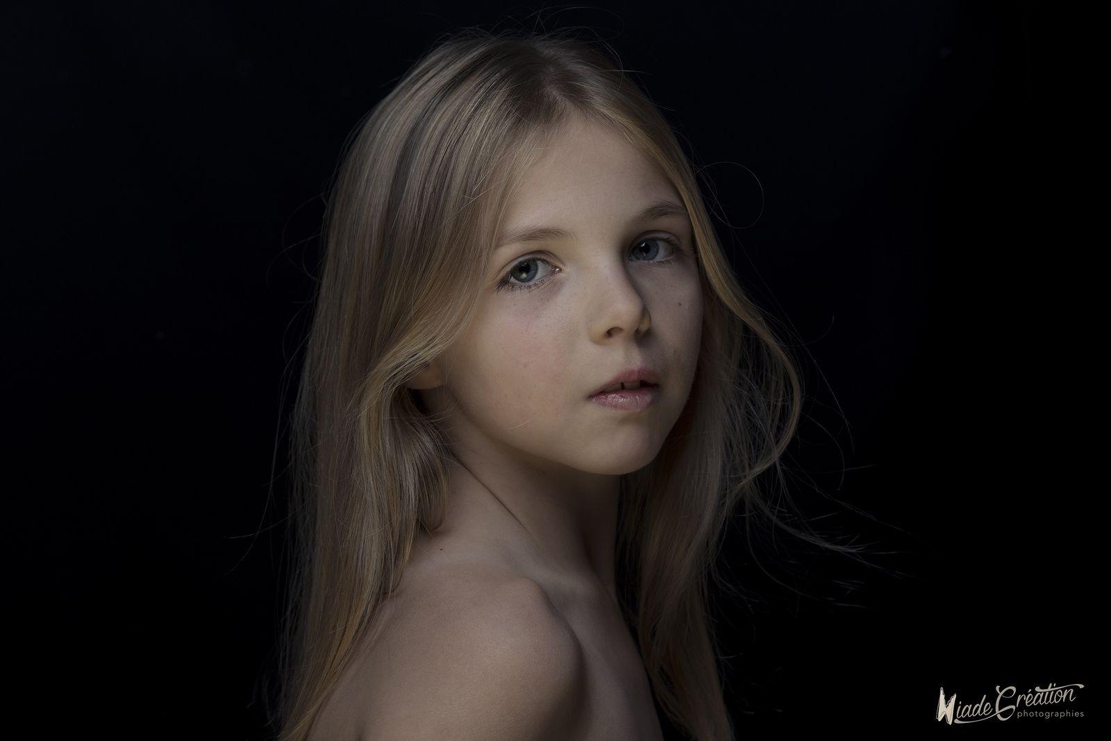 Juliette Clémence et Hugo séance studio