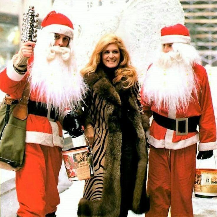 ...les Pères Noël de New-York!
