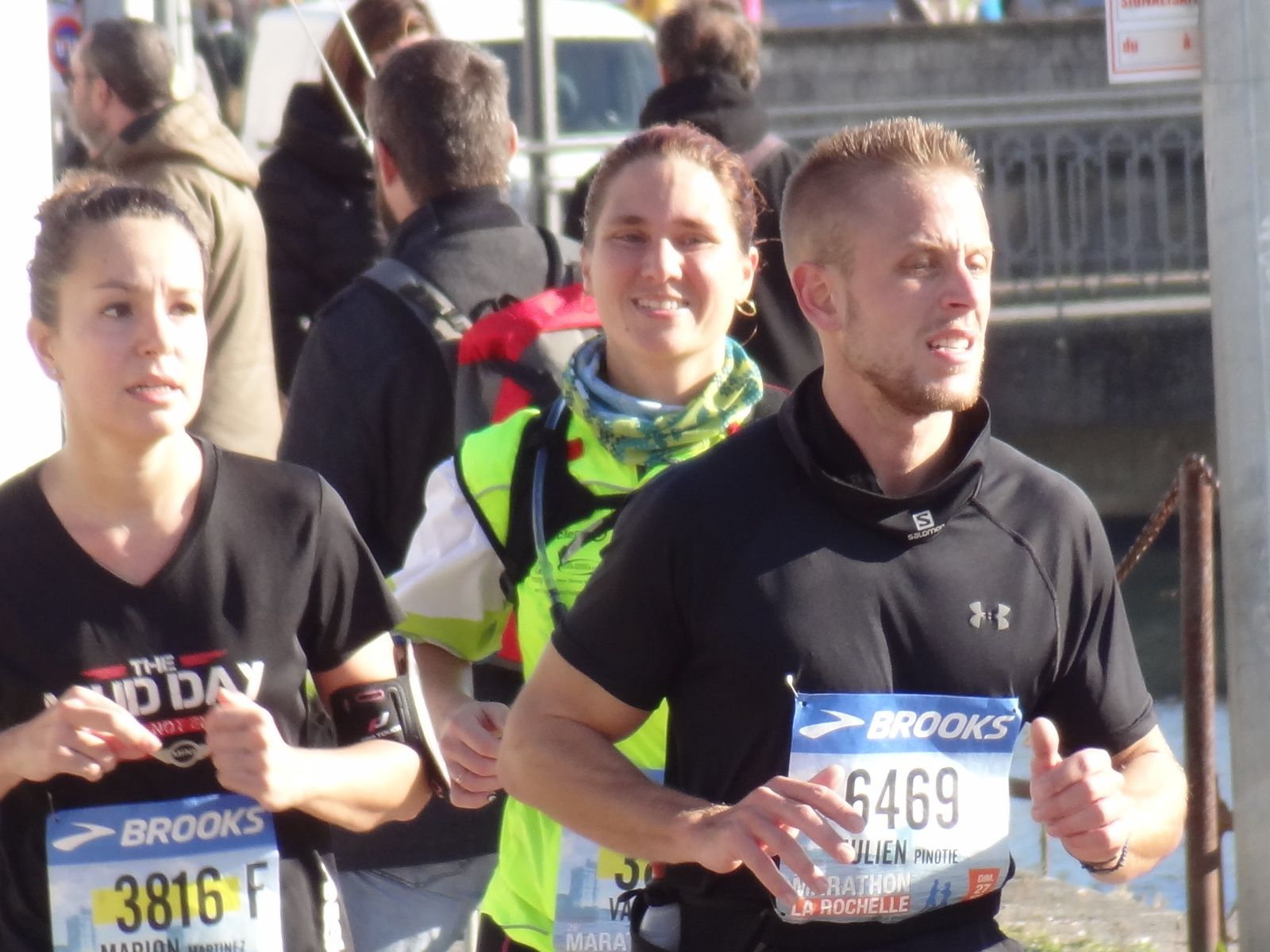 Je suis marathonienne