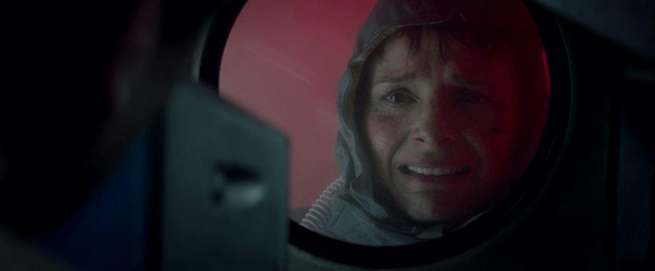 La Mort de Juliette Binoche dans Godzilla