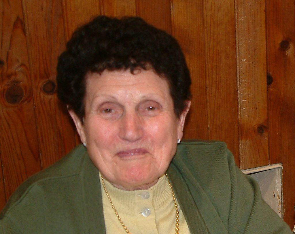 Laure TAPAN née NEGREL - 21 septembre 1926 - 24 novembre 2016