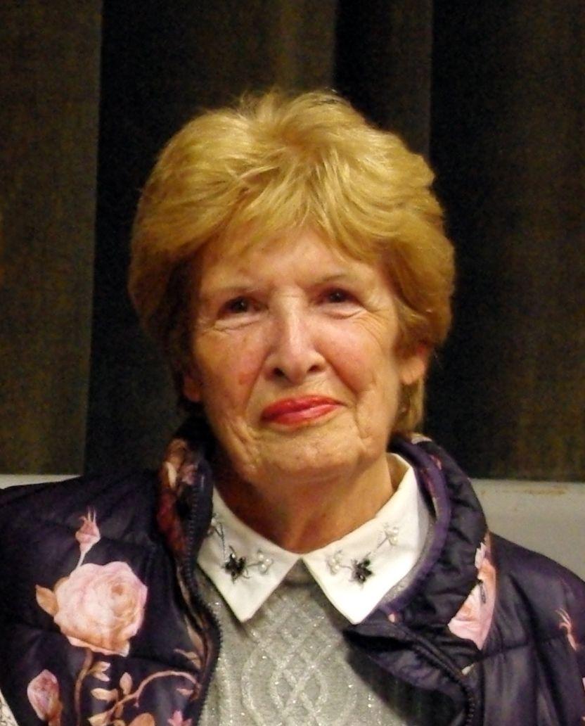 Mireille RIBES - 5 mars 1940 - 8 mars 2020 - Mireille vient de nous quitter subitement. Ses obsèques auront lieu mercredi 11 mars à 10h30 à l'église St-Pierre.