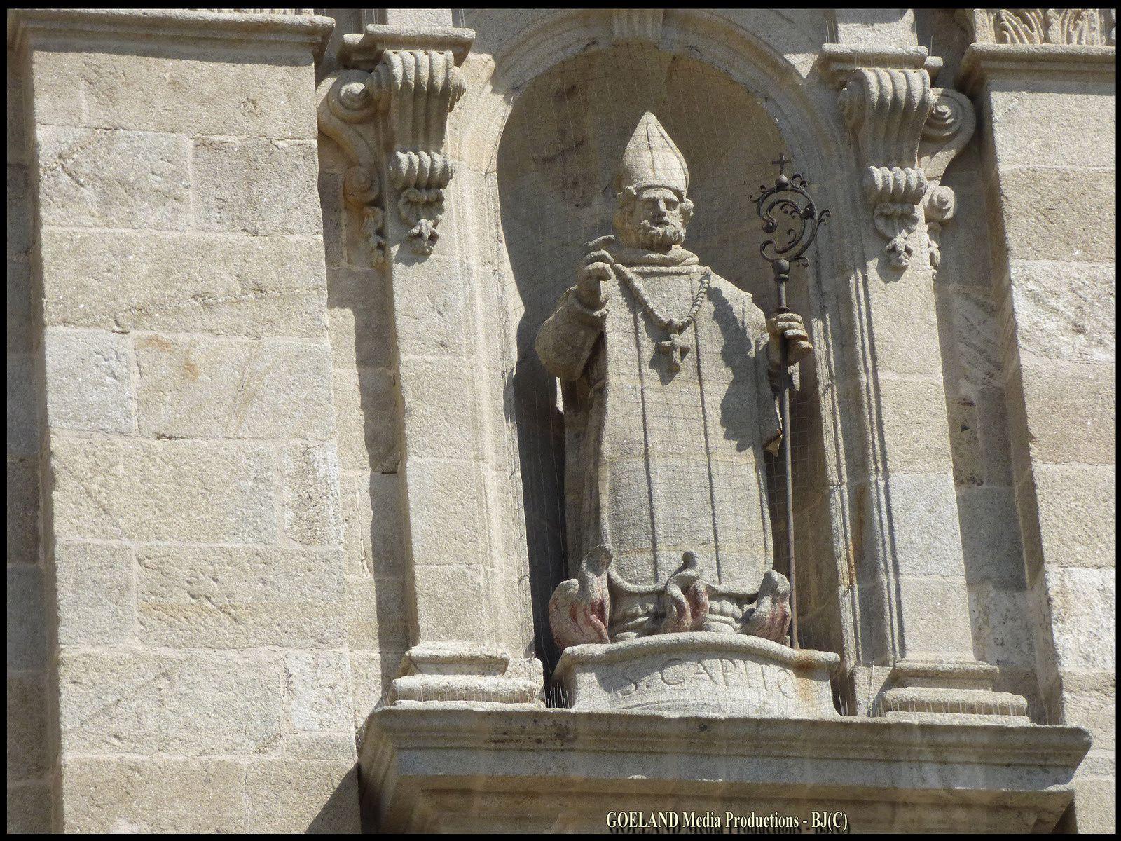 CATHEDRALE Santa Maria de LUGO  -  photos GMP BJ(C)