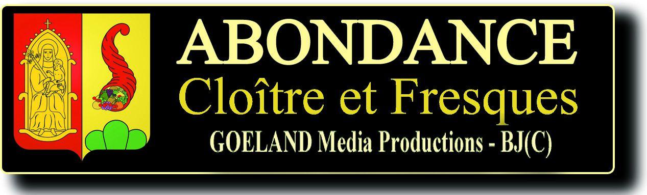 ABBAYE et Fresques de la CHAPELLE D'ABONDANCE Haute Savoie