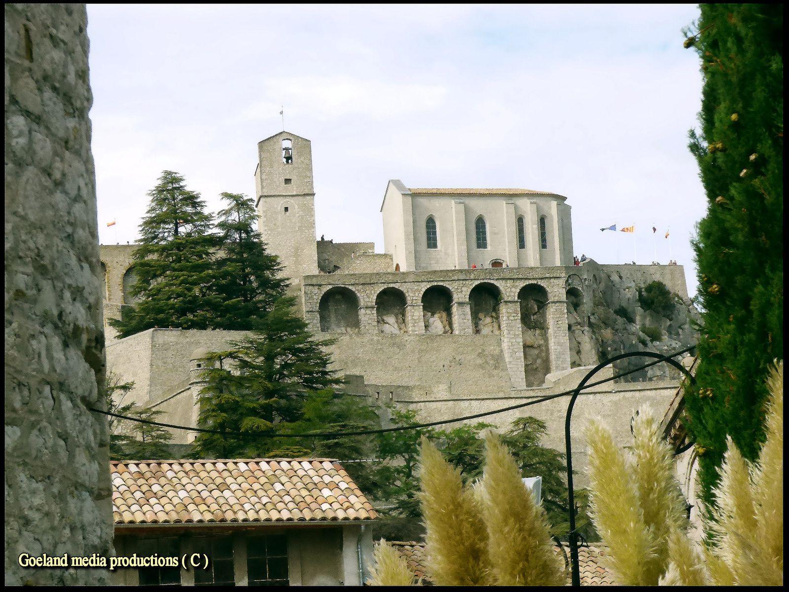 Citadelle de SISTERON ( Alpes de Haute Provence )