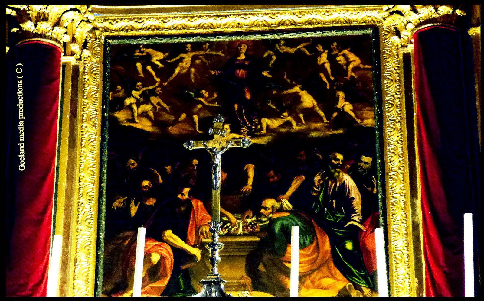 Cathédrale ND de l'Assomption à Entrevaux ( 04 ) France