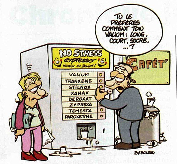 """""""Bientôt dans vos boutiques, en remplacement des machines à café"""""""