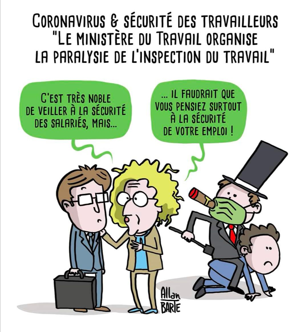 """PAS TOUCHE À L'INSPECTION DU TRAVAIL"""" - CGT PAULSTRA VIERZON"""