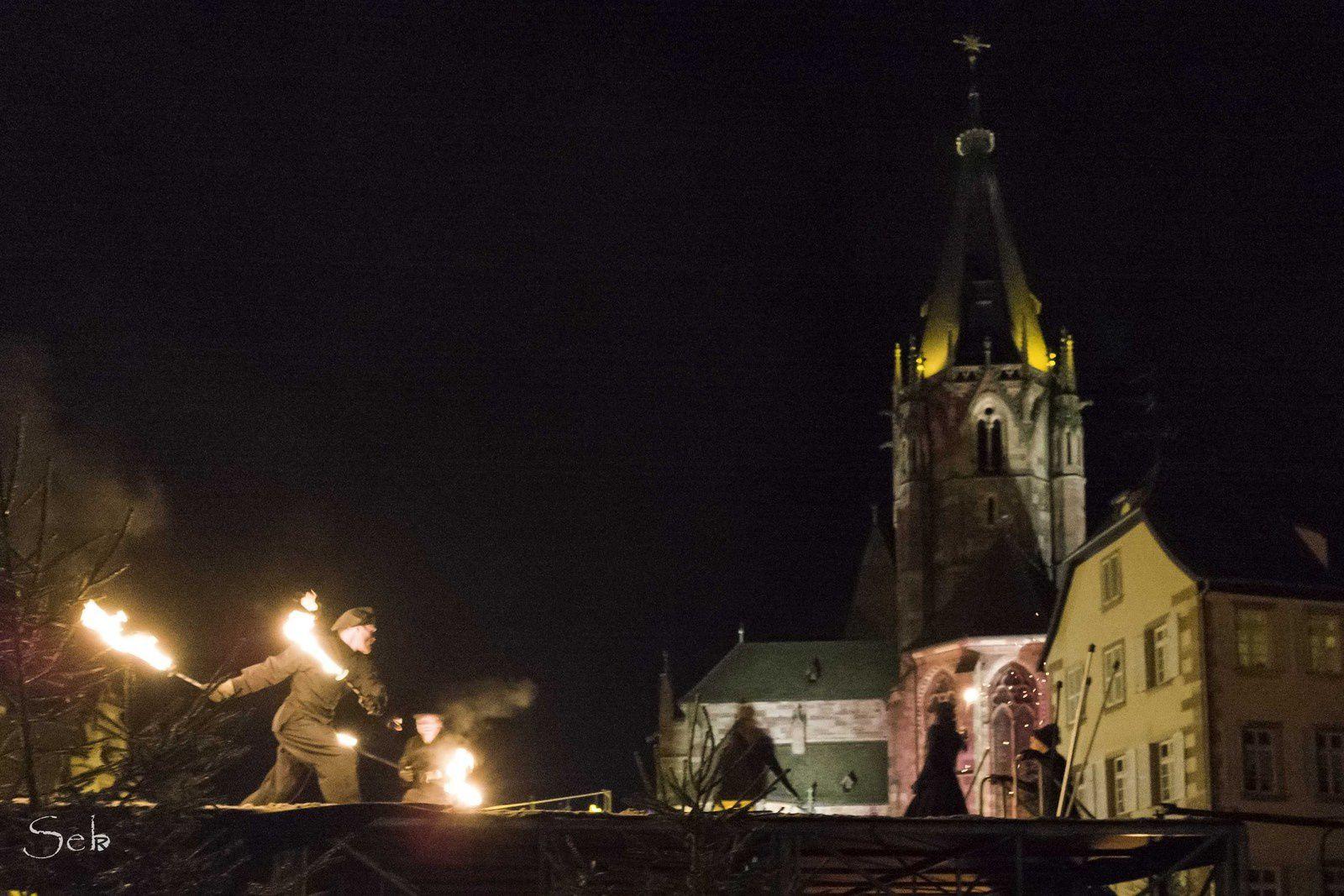 Spectacle de Noël 2017 Wissembourg