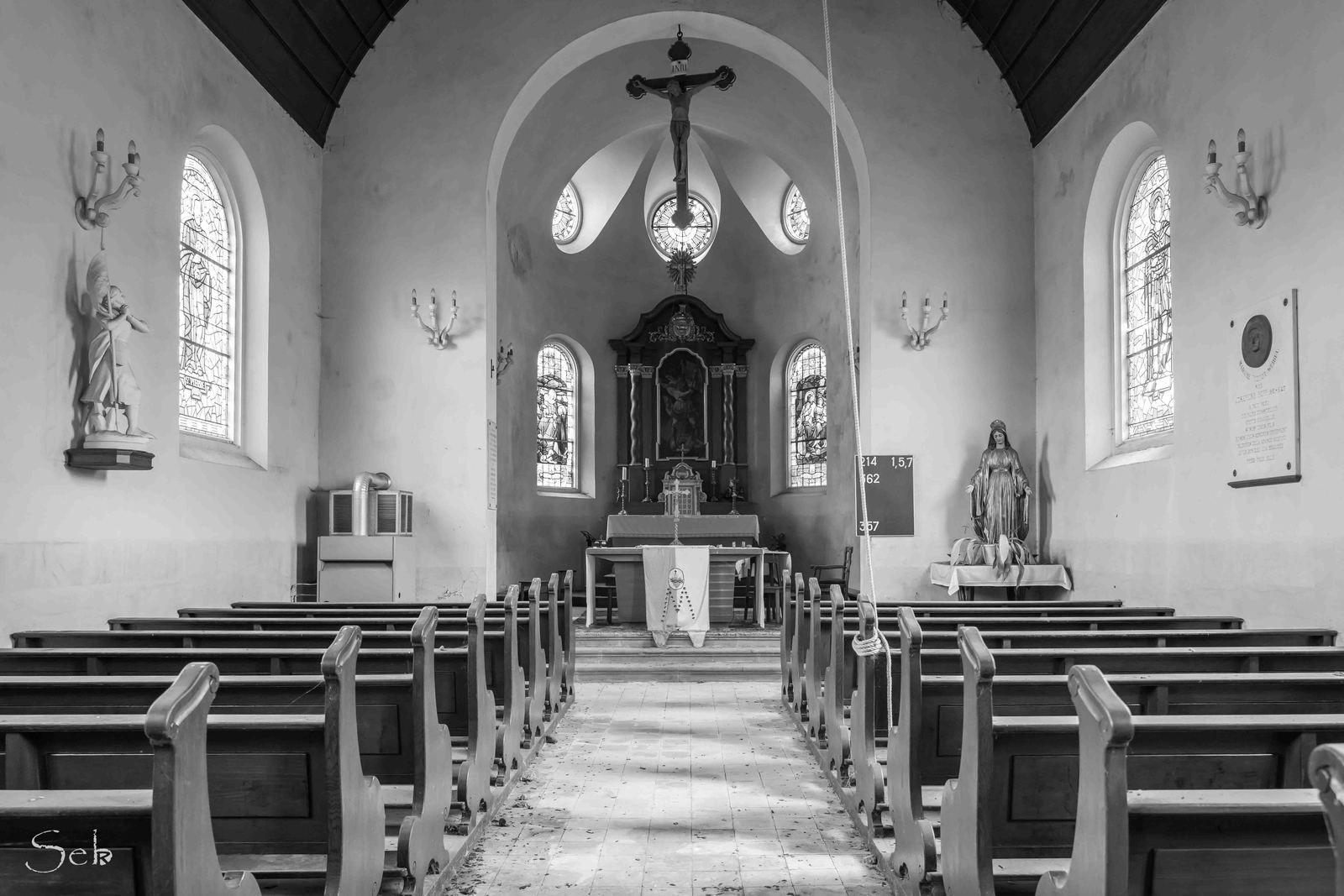Urbex Alsace, Chapelle