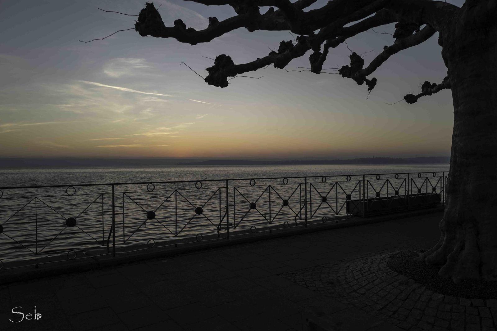 Voyage : Séjour au lac de Constance.