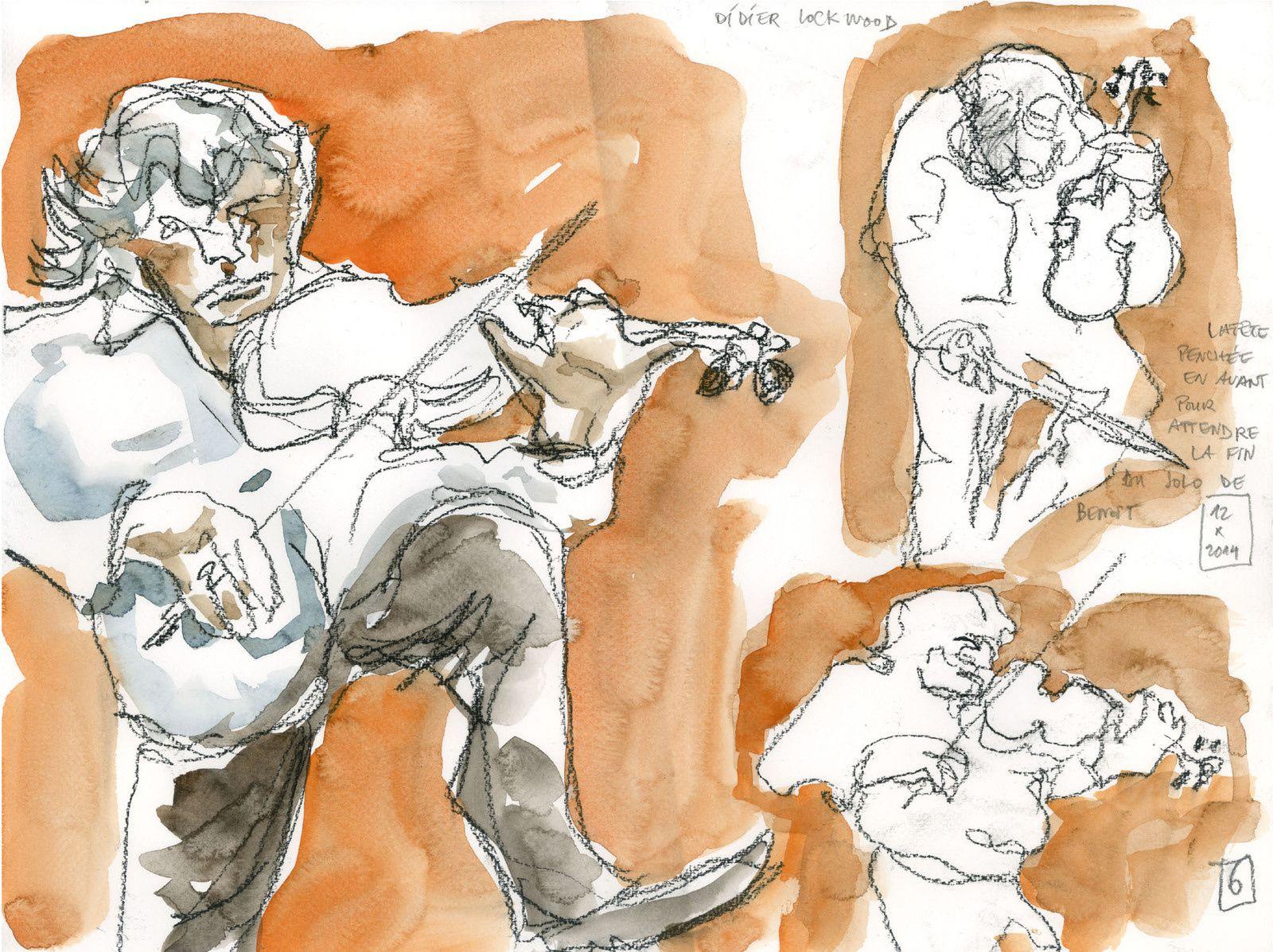 Didier Lockwood: un véritable voyage musical (Lagny Jazz festival 2014)